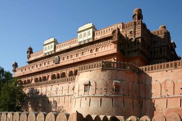 Fort Junagarh w Bikanerze
