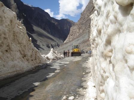 Karakoram Highway - autostrada dla twardzieli