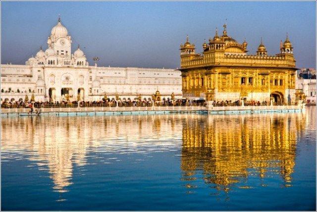 Amritsar- Złota Świątynia Sikhów