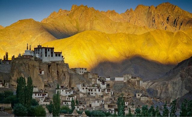 Klasztor Lamayuru