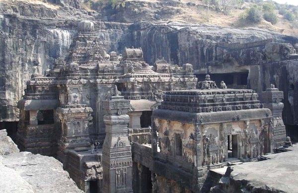 Świątynia Kailasanatha w Ellorze