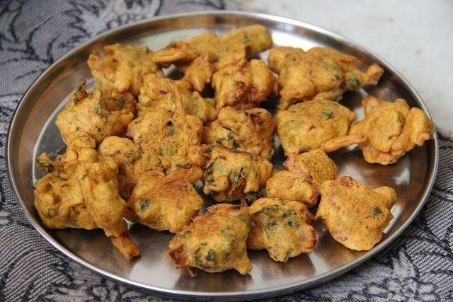 Pakora - indyjska przekąska