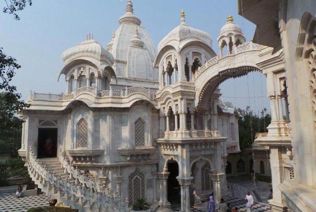 Świątynia ISKON we Vrindavan