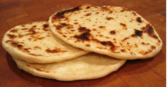 chleb indyjski powszedni