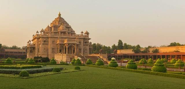 świątynia Akshardham